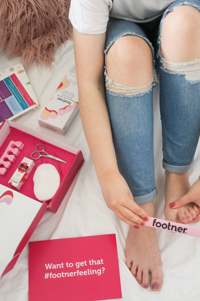 Getting Your Feet Sandals Ready With FootnerUK*