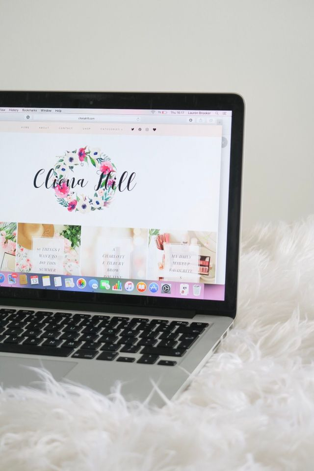 Meet The Blogger 2 - Cliona Hill