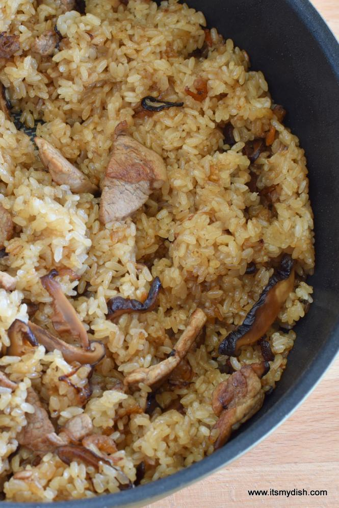 Genmai Brown Rice Recipe