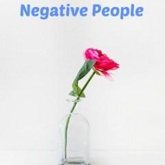 Six Surefire Ways to Stay Positive Around Negative People