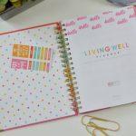 Living well planner
