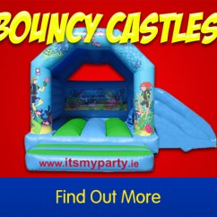 Chair Cover Hire Kerry Burlap Covers For Folding Chairs Bouncy Castle Ice Cream Van In Limerick Cork 2018packagesbouncy Castlescombi Unitsobstacle Coursesdisco Domeslarger Unitsinflatable Slidesice Vangarden Gamesits My Weddingeventsinflatable