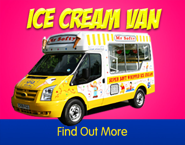 chair cover hire kerry beach chairs with cup holders bouncy castle ice cream van in limerick cork vans