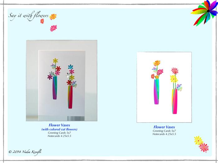 Nadia-kronfli-flower-vases