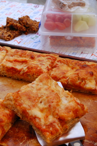 Lunchbox Pizza