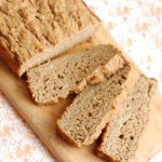 Whole Wheat No-Sugar-Added Banana Bread