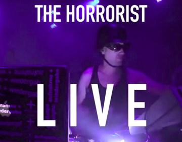 The Horrorist at Suicide Circus LIVE