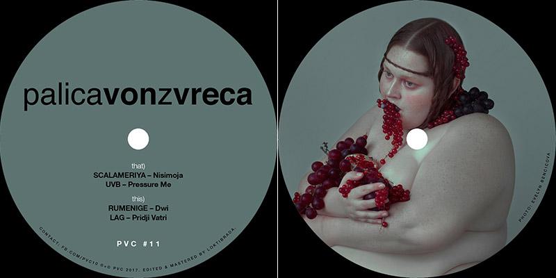 Various Artists - PVC11 (PalicaVonZVreca, PVC11) - itsoundsfuture.com