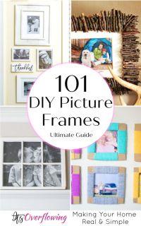 DIY Frame Tutorial - Its Overflowing