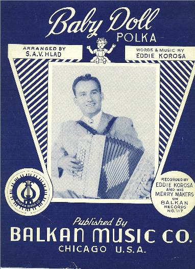Beer Barrel Polka Sheet Music