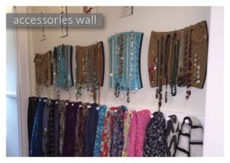 Accessory Wall