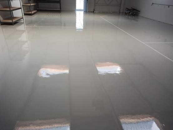 Epoxy Coating - Gardena