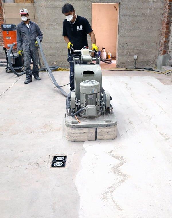 Polished Concrete Floor Contractors