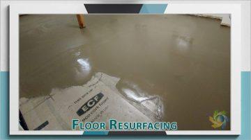 Concrete Floor Resurfacing - Overlay