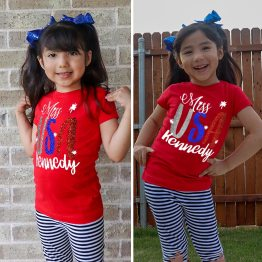 4th of july shirt, 4th of july outfit. miss USA shirt, cute 4th of july shirts, 4th of july shirts for girls, cool 4th of july shirts
