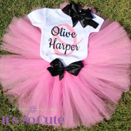tutu set, pink tut set, gifts for babies, new born gifts, baby shower gifts, baby photoshoot outfits, baby outfits