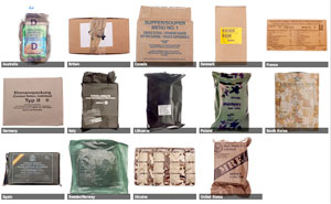 Post image for Ever Wonder What's In Other Country's MREs?