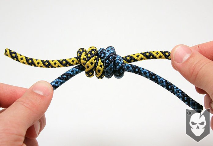 Double Fisherman Knot