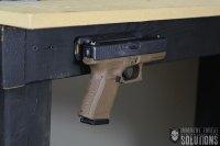 DIY Inexpensive Gun Magnet Mount: Conceal Your Firearm ...