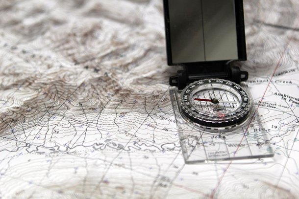Search and Rescue - Map and Compass