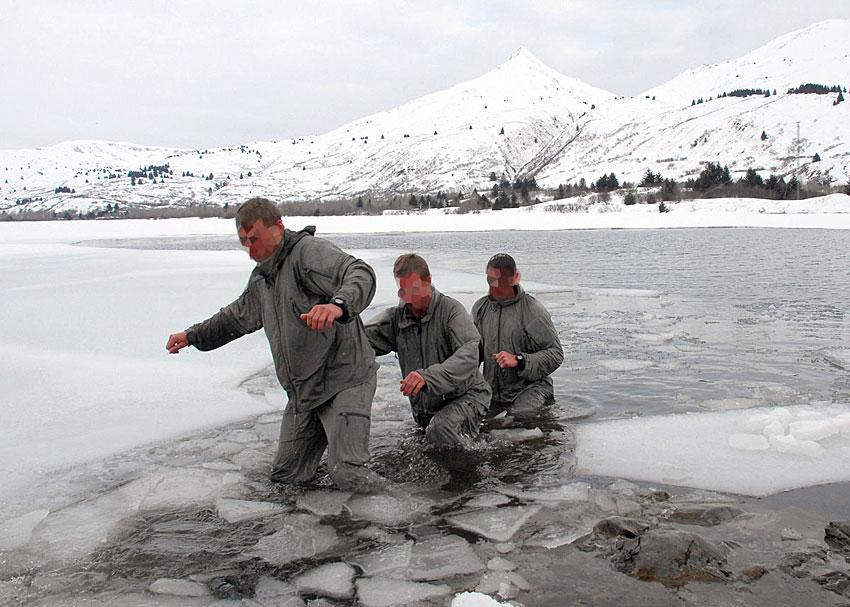 Navy SEAL Qualification Training