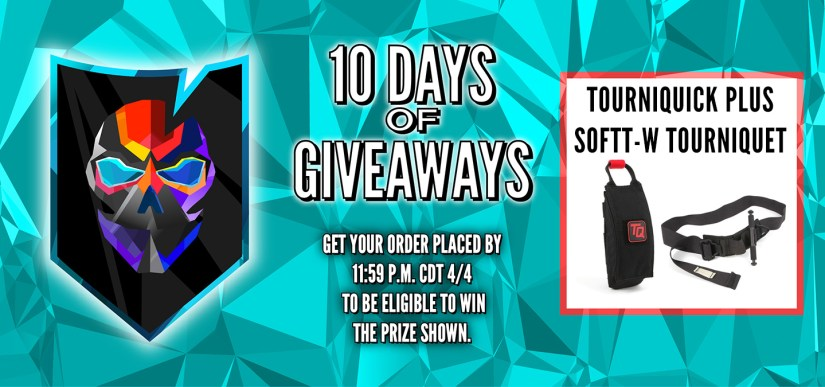 10 Days of Giveaways Day 4 Featured