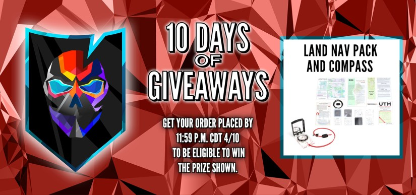 10 Days of Giveaways Day 8