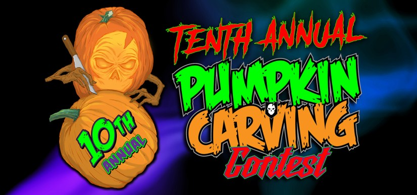 10th Annual Pumpkin Carving Contest Featured