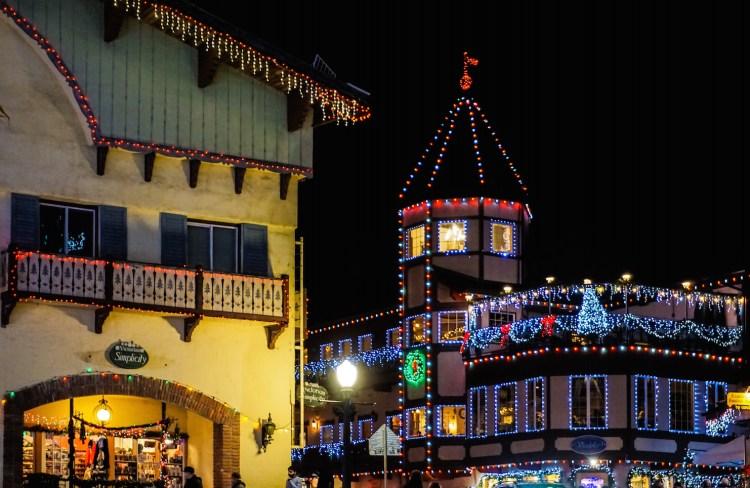 Leavenworth Washington Christmas.How To Spend 24 Hours In Leavenworth Washington It