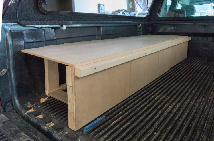 Camper Shell Camping >> Truck Camper Setup: Building Tips for Your Camper Shell Conversion