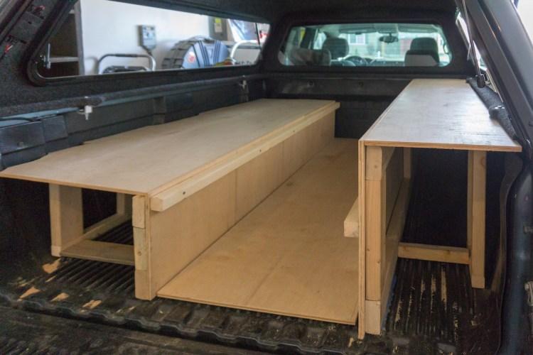 Truck Camper Setup Building Tips For Your Camper Shell