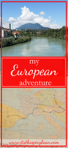 my european adventure