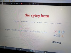 the spicy bean - eight improvements for 2018 - www.itsthespicybean.com