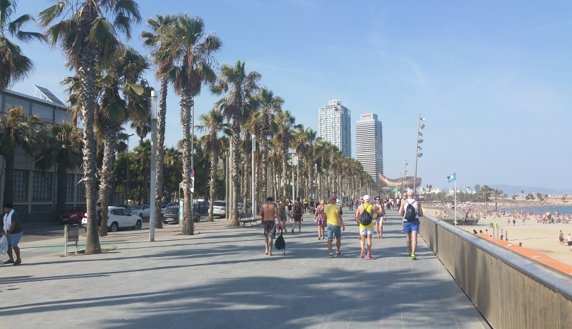 the wandering bean – two days in Barcelona