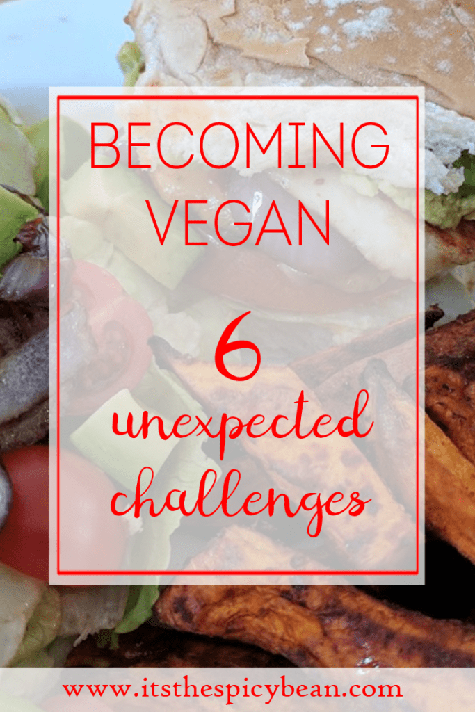 6 surprising challenges for a new vegan