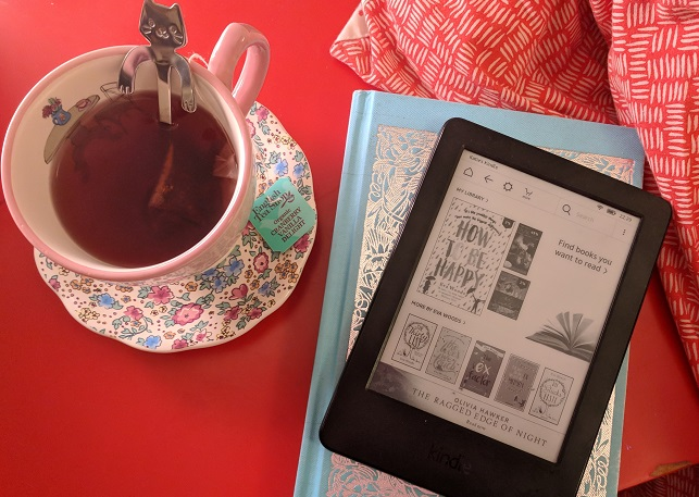 Blogtober Day 8: Book Review – How to be Happy