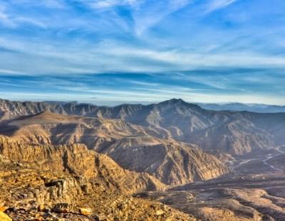 Jebel Jais Zipline to be Worlds Largest