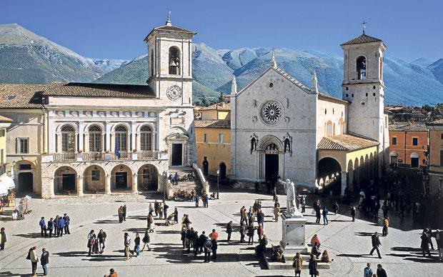 Norcia Italy