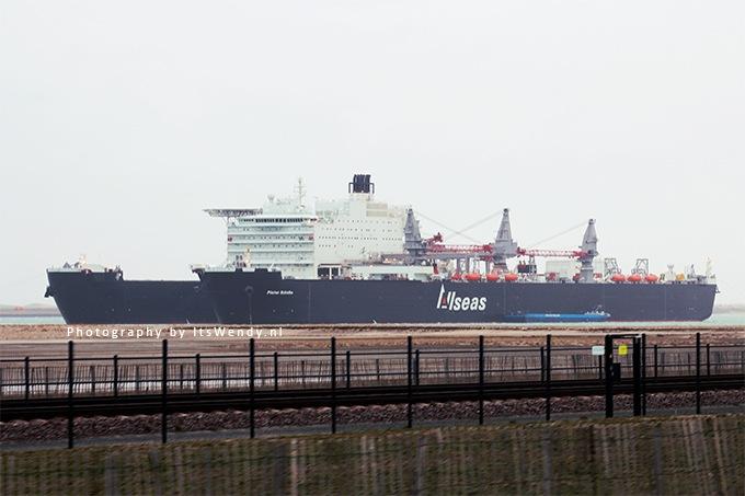 grote schepen