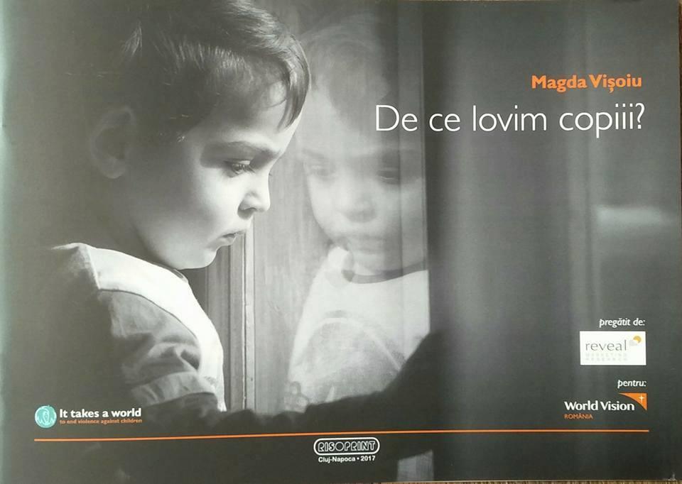Raport World Vision: 1 din 2 parinti cred ca lovirea e pentru binele copilului
