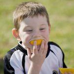 Alimentatia ideala pentru micii campioni