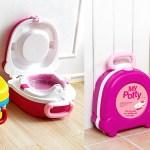 Solutii pentru nevoia copilului de toaleta in parc