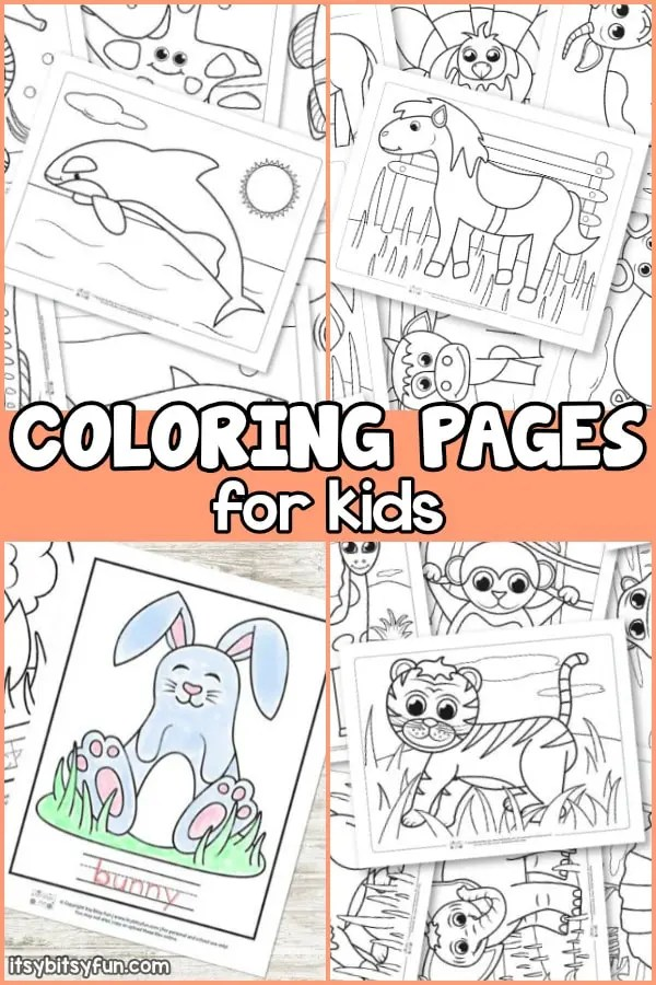 printable coloring books for kids # 9