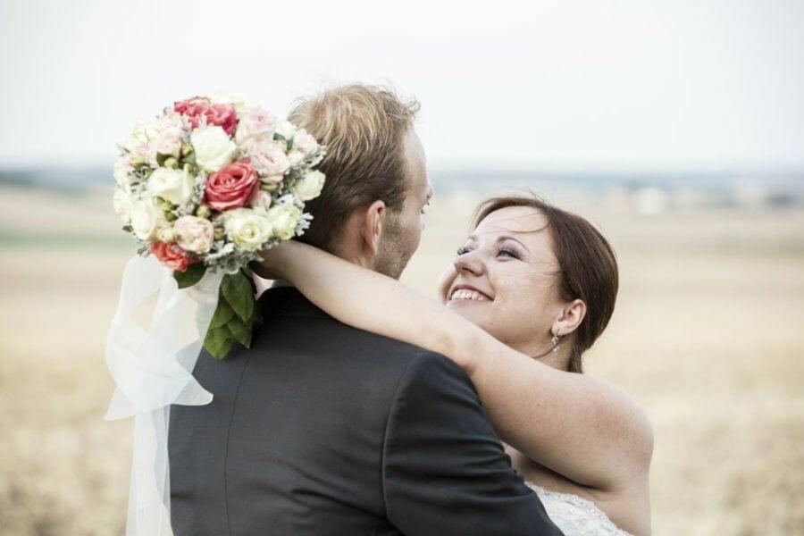 First Look Hochzeitsfotografie