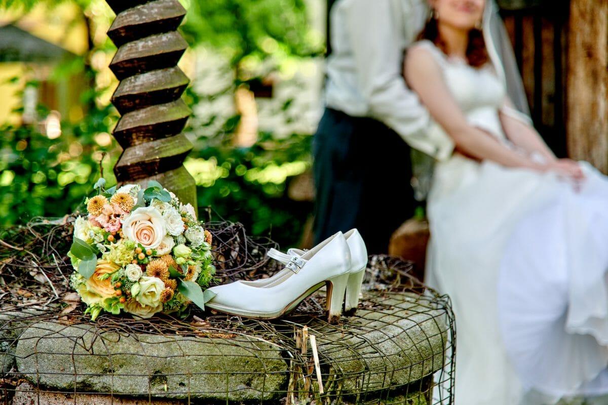 Kreative Motive fr individuelle Hochzeitsfotos