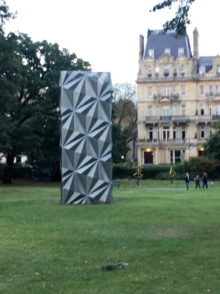 Frieze Art Fair - Conrad Shawcross