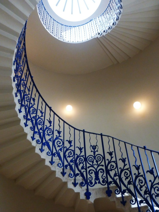 Queen's House Greenwich - Tulip stairs