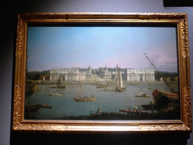 Queen's House - Canaletto