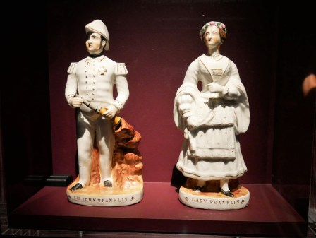Franklin figurines