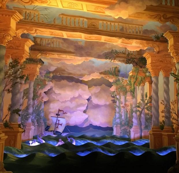 Opera exhibition V&A